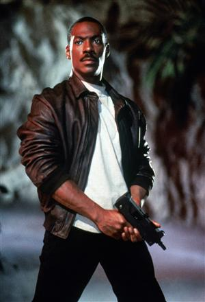 Snuten i Hollywood III. Eddie Murphy som Axel Foley. Foto: Paramount/TV4