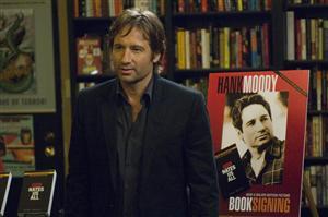 Californication. Episod 3. David Duchovny som Hank Moody. Foto: CBS/TV4.