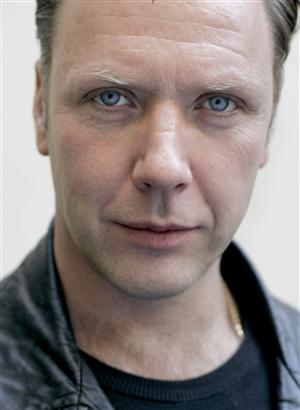 Oskyldigt dömd. Mikael Persbrandt.Foto: Kerstin Carlsson