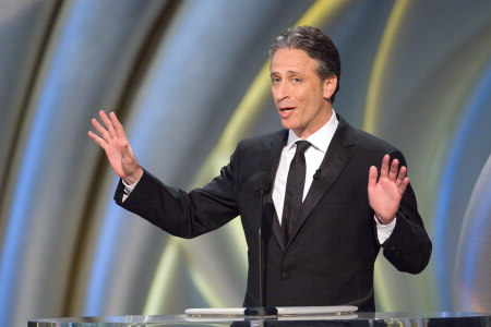 Värd för årets Oscarsgala är komikern Jon Stewart. Foto: Michael Yada/A.M.P.A.S.