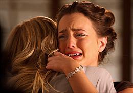 Blake Lively som Serena & Leighton Meester som Blair. Foto:Warner Bros.