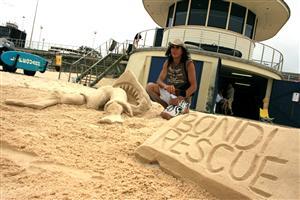 Livräddarna på Bondi Beach, säsong II. Foto: All3Media/TV4