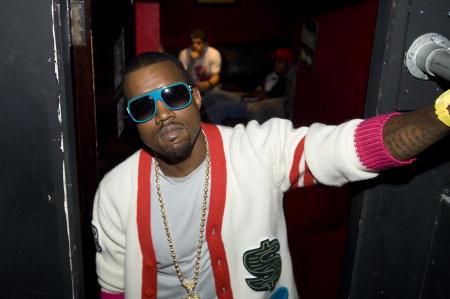 Kanye West. © 3DD