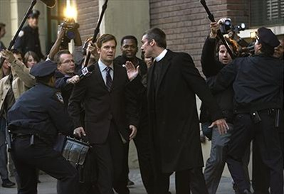 Peter Krause som Nick George & Glenn Fitzgerald som Brian Darling. foto:disney
