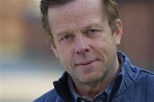 Krister Henriksson spelar Kurt Wallander. foto TV4