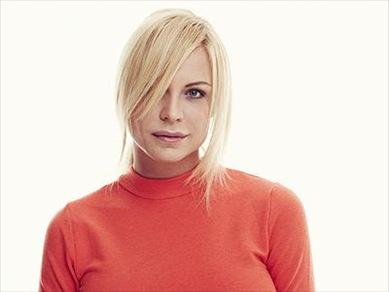 Linda Rosing. Foto:Martin Petersson/Kanal 5.